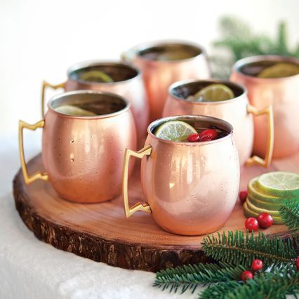 Moscow Mule Mug from Sur La Table